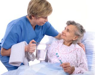 Elderly oral health and hygiene